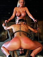 Rusty punishment device