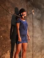 shackled
