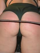 Harmony spanking Madison