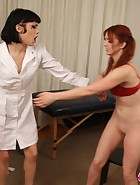 Veronica Meets Evil Nurse