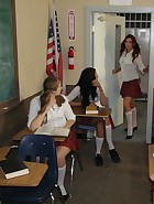 Spanked in Front of Class