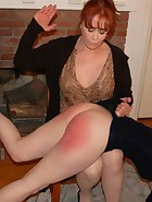 Veronica Spanked By Mom First Time