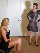 Clare Fonda Meets Gigi Allens