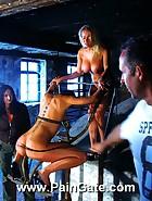 Rusty punishment device, pic #7