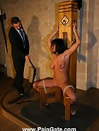 The punishment chair, pic #8
