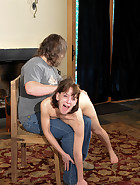 Elise is abused and tormented, pic #5