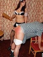 Maid Takes Charge, pic #13