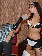 Maid Takes Charge, pic #5