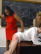 Kade spanked at school, pic #11