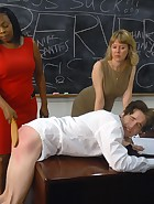 Kade spanked at school, pic #12