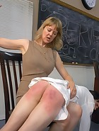 Kade spanked at school, pic #6