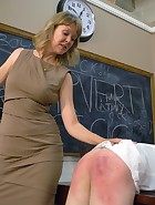 Kade spanked at school, pic #7
