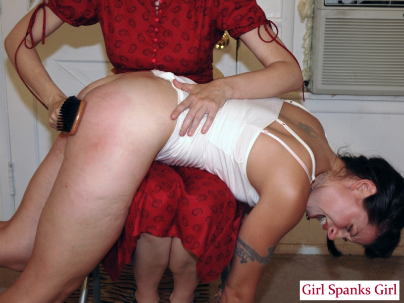 Step Mom Spanking Step Daughter With Pleasure - YouPorncom