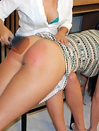 Madison Spanked by New Boss, pic #12