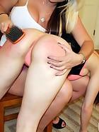 Kelli Spanks Kay For Sarah, pic #8