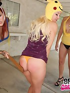 Birthday Spanking Party, pic #8