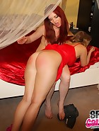 Audrey Spanks Client Who Can't Pay, pic #5