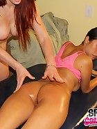Audrey Tate Meets the Masseuse, pic #9