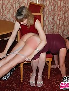 Clare Spanks Sugar, pic #7