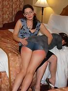 Ten spanks Veronica, pic #3
