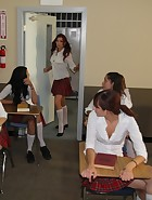 Spanked in Front of Class, pic #1