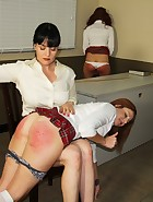 Spanked in Front of Class, pic #12