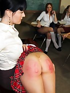 Spanked in Front of Class, pic #5