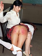 Spanked in Front of Class, pic #7