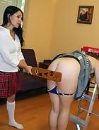 Roxy Punishes Christy Hard, pic #14