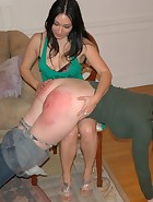 Veronica's Move In Spanking & Paddling, pic #4