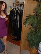 Kat Spanks & Paddles Karina, pic #1