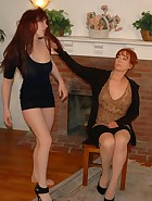 Veronica Spanked By Mom First Time, pic #2