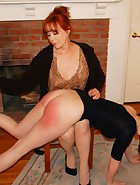 Veronica Spanked By Mom First Time, pic #5