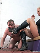 The Filth On Her Boots, pt.3, pic #2