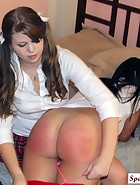 Cuties Spank Each Other, pic #4
