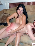 oxy Spanks Veronica For Making Out, pic #14