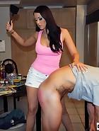 Alexis Trains Boyfriend, pic #5