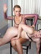 Gigi's Sex and Spanking Lessons, pic #11
