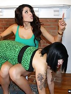Jasmine Auditions New Roommates, pic #6