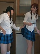 Spanking in the Kitchen, pic #4