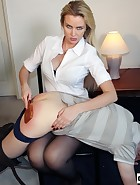 Boss Spanks Worker, pic #12