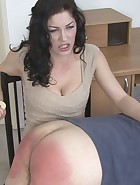 Kay Gives Painful Office Evaluation, pic #13